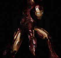 Iron Man by PhreshSoldier