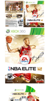 NBA Elite 12 - Game Cover