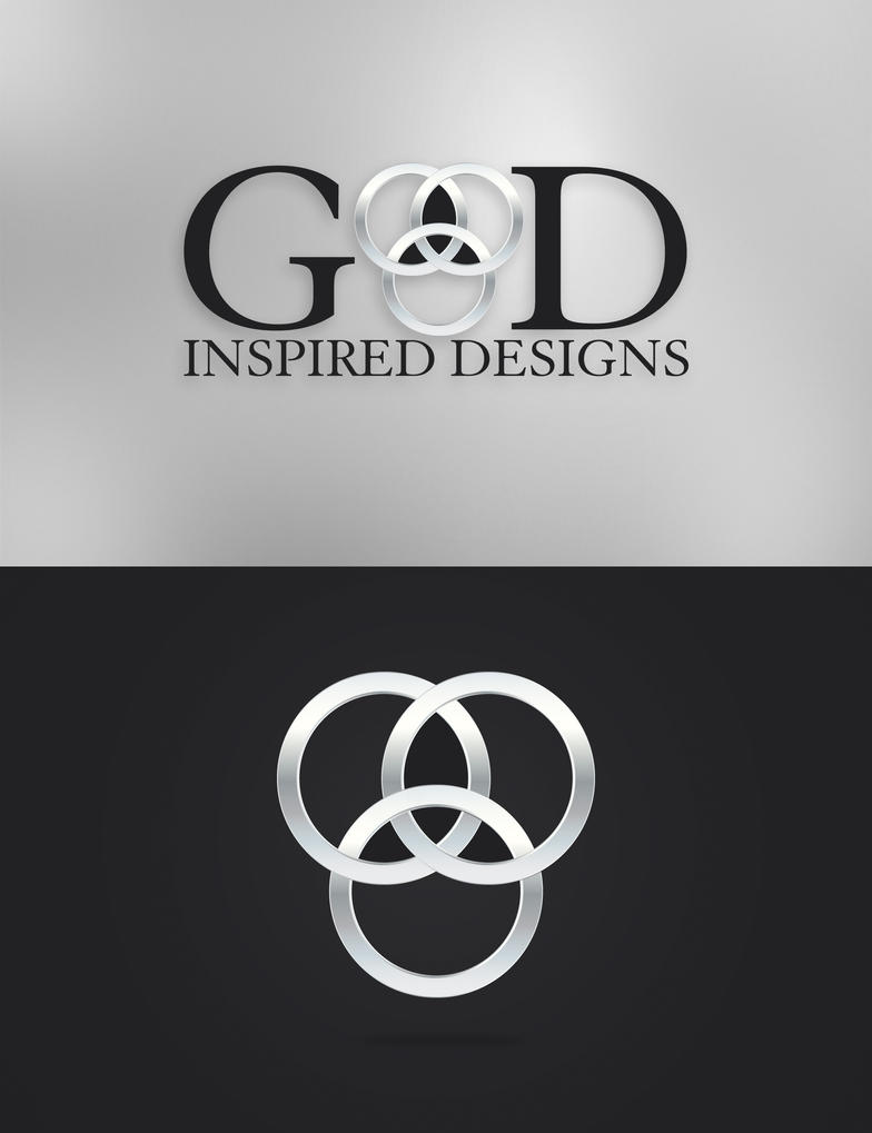 God Inspired Designs Logo by PhreshSoldier