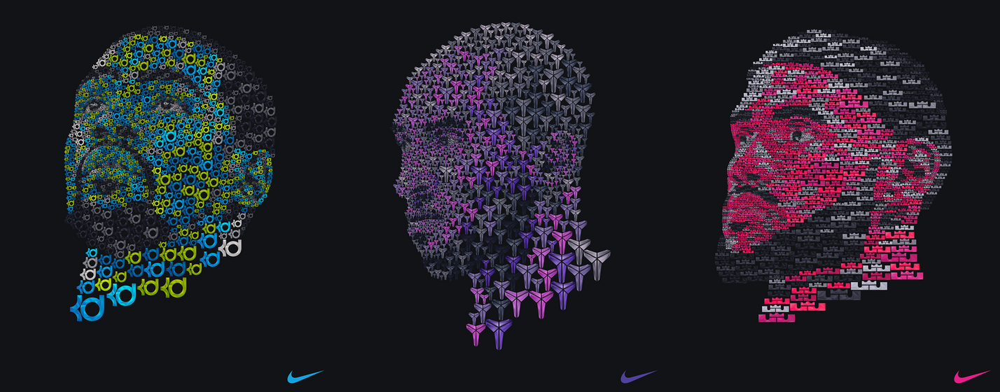 Nike: Prism Collections by PhreshSoldier