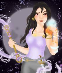 Hilymi - The Warrior of Eclipse