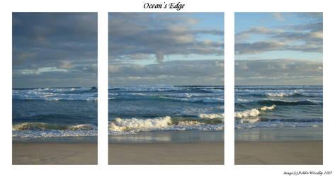Ocean's Edge by Brandrvael