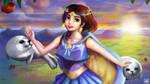 Request: Princess Kaikouri by Mahepii