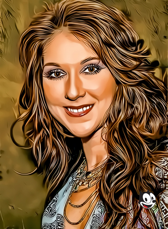 Celine Dion by Felix-2