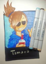 Tamara by yomiimi