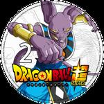 Dragon Ball Super Label (2/?)