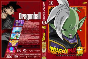 Dragon Ball Super Cover (3/?) by MaKaReNo