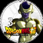 Dragon Ball Super Label (3/?) v2