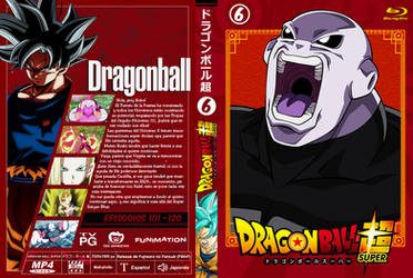Dragon Ball Super Cover (6/?) by MaKaReNo