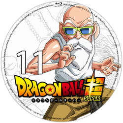 Dragon Ball Super Label (11/?) by MaKaReNo