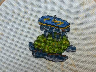 Great A'Tuin Discworld by BellaGBear