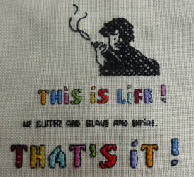 Bernard Black's wisdom by BellaGBear