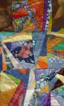 WIP scrap quilt 2