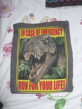 Run for your life! Bag