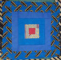 Pools of  Desire kitenge pillow