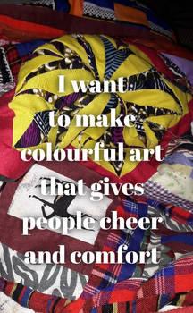 Why do you make art?