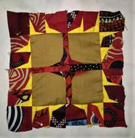Cat Paw quilt block