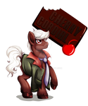 Commission: Cherry Cordial