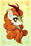MLPortrait: Autumn Blaze