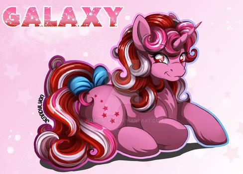 My Little Pony G1 Originals ~ Galaxy ~