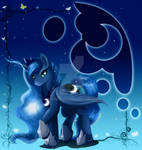 MLPortrait: Luna