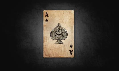 ace of spades v.2 by hooki