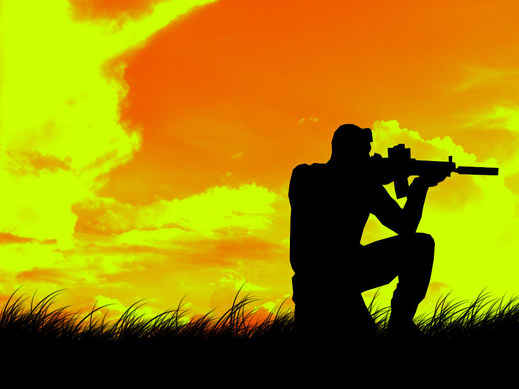 sniper... by hooki