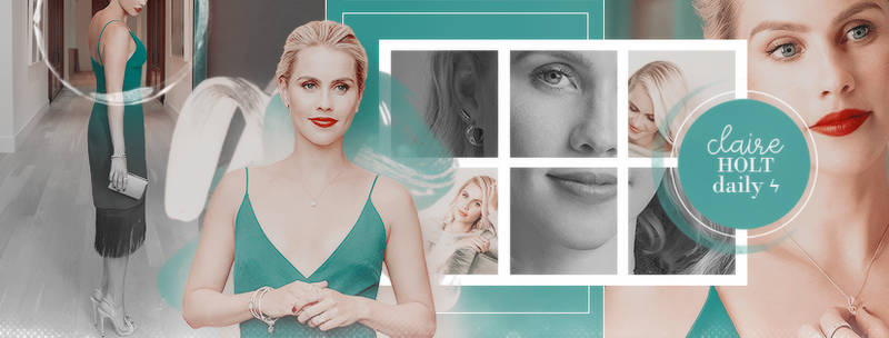 Claire Holt Daily [Timeline]