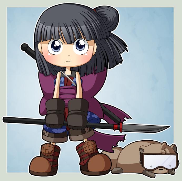 Hanabi so SRS by CubeWatermelon