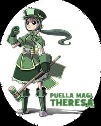 Puella OC lololol by CubeWatermelon