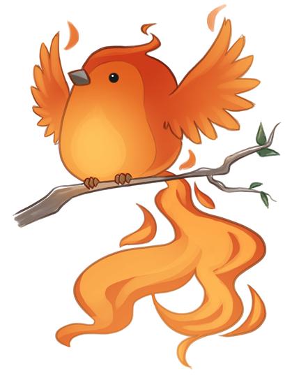 Swap : Animaux de compagnie - Page 6 Phoenix_by_shikakusuika-d4rvg0j