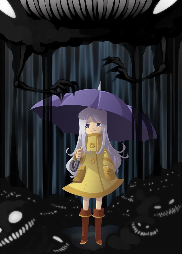 Regen by CubeWatermelon