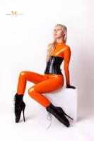 Orange in Heaven by Princess-Pik-As
