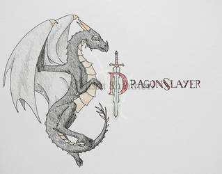 Dragonslayer Logo by Shannon2996
