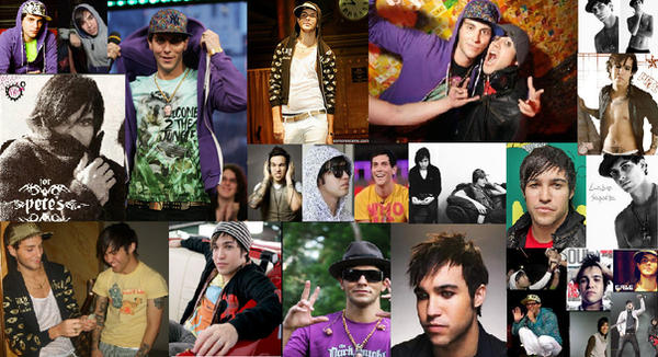 Pete and Gabe collage by peteluv