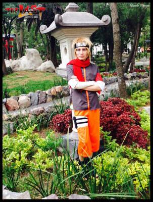 Naruto Uzumaki - Naruto: The Last Movie Cosplay 2 by YerabiHyuga