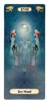 'XVIII - The Moon' by AEDICULA-ARCANORUM