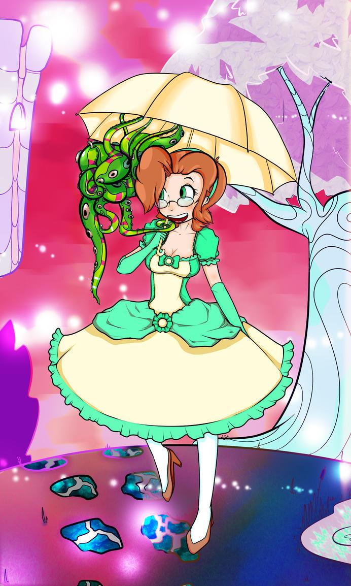 Princess Lolita Style Manji - (By LazyBlazy) by ManjiLuo