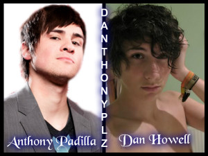 Dan Howell And Anthony Padilla