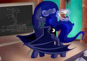 Professor Luna by TwigPony