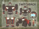 TF OC Commission: Switchback the 4 Wheeler ATV by rinovarka