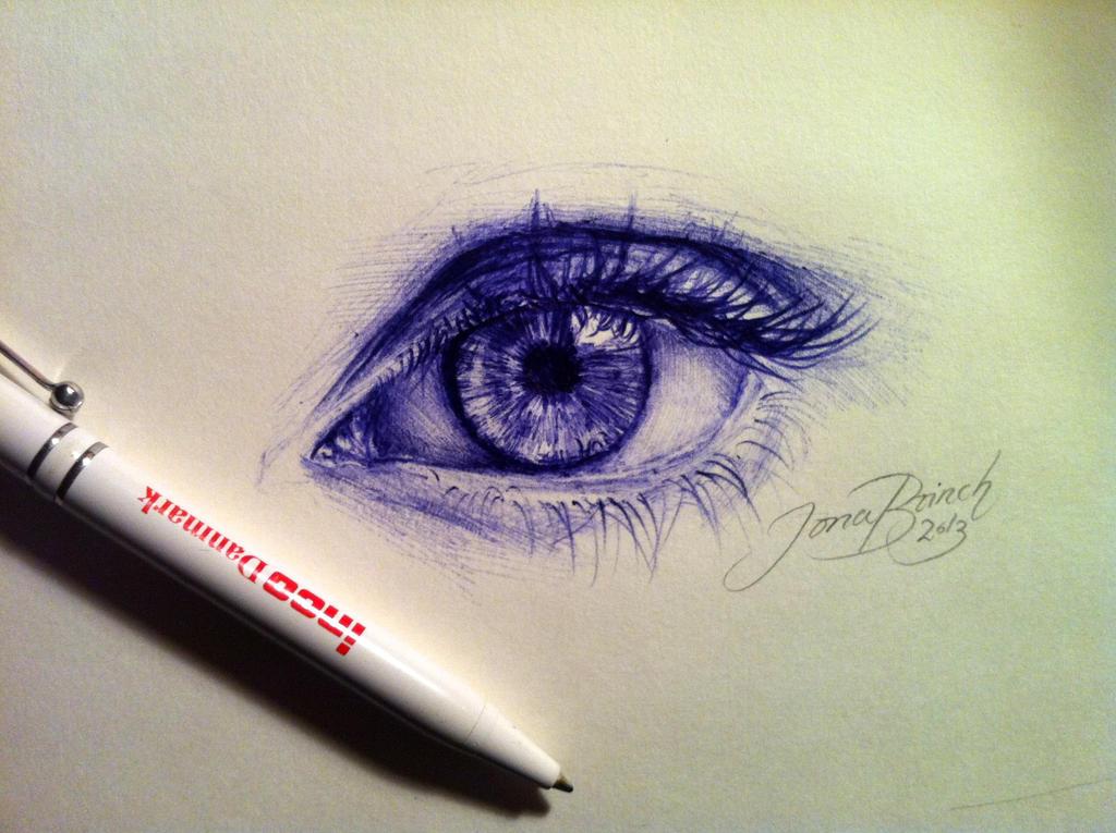 ballpoint pen drawings - photo #18