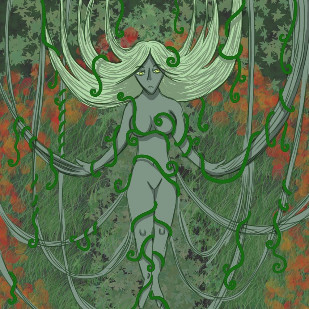 4 Garden Witch By Zani Loki On Deviantart