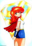 Ako Super Girl