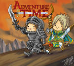 Adventure Time by faust7