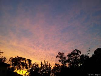 Sunset by jagsko