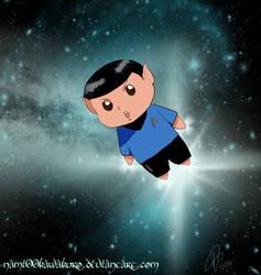 Mister Spock Chibi