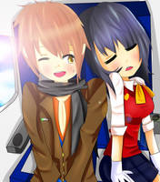 Its been a long flight by hinatacookie2008