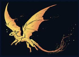 Dragon 2 by Terepashka