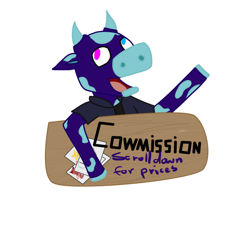 Cowmission Icon by speedcow12